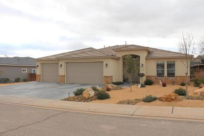 St George Single Family Home For Sale: 918 S 960 E