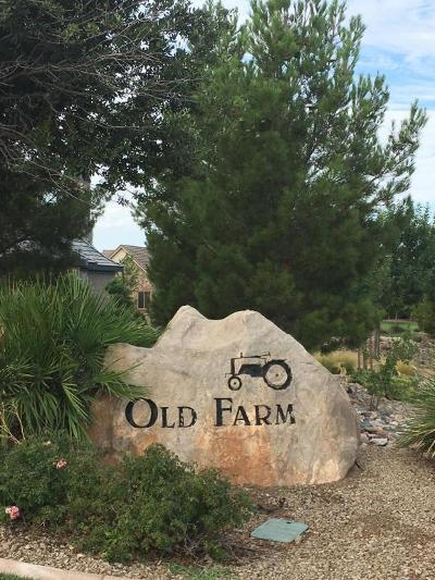 Washington Residential Lots & Land For Sale: 3041 Old Farm Rd