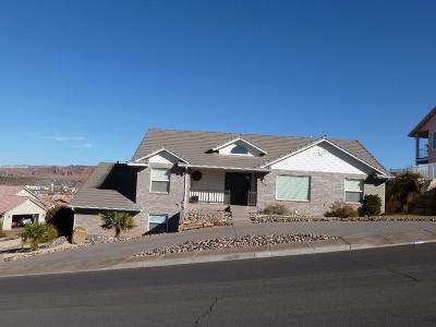 St George UT Single Family Home For Sale: $374,977