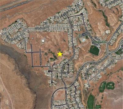 Washington Residential Lots & Land For Sale: N. Burke Springs Rd. 2 Acres