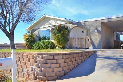 Washington Single Family Home For Sale: 47 N 300 E