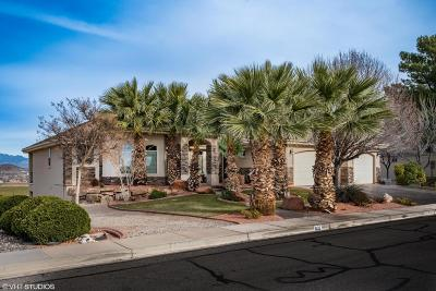 Hurricane Single Family Home For Sale: 1922 S Angell Heights