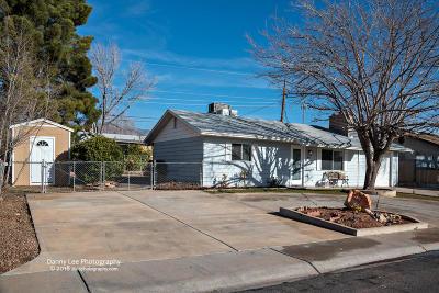 Washington Single Family Home For Sale: 417 E Rocco Rd