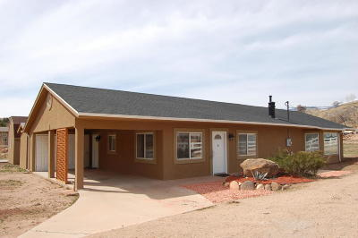Toquerville Single Family Home For Sale: 1179 Cholla Drive