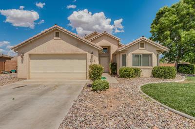 Washington Single Family Home For Sale: 338 W Harvest Ln