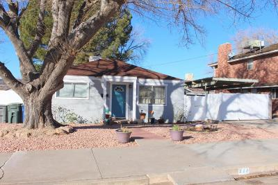 St George Single Family Home For Sale: 220 S 500 E