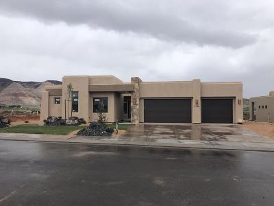 St George Single Family Home For Sale: 5316 N Northgate Peaks Dr