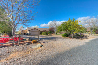 Dammeron Valley Single Family Home For Sale: 1133 Carters Pond