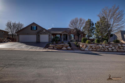 Washington Single Family Home For Sale: 968 E Outlaw Gulch
