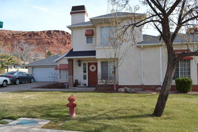 St George Single Family Home For Sale: 485 W Diagonal #1