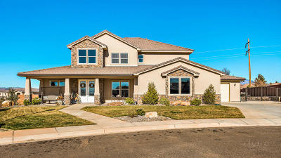Washington Single Family Home For Sale: 905 E Bronco Dr