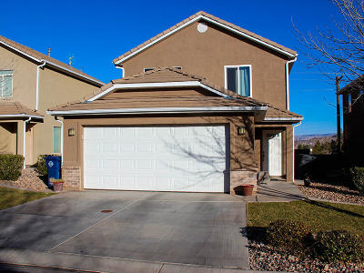St George Single Family Home For Sale: 2930 E 450 #f32