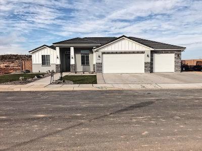 Washington Single Family Home For Sale: 4262 S Secretariat Dr