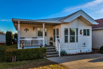 Manufactured Home SOLD: 2990 E Riverside Dr #168