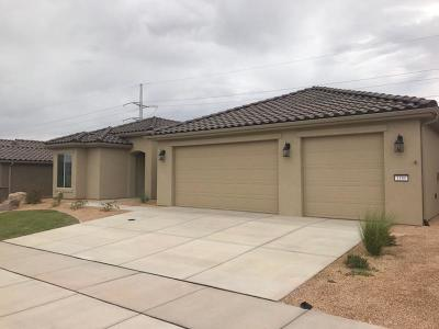 Washington County Single Family Home For Sale: 1180 W Desert Sparrow Dr