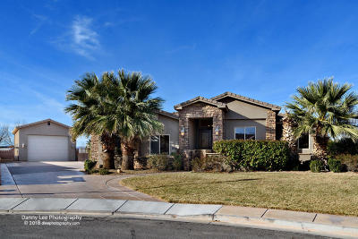 Washington Single Family Home For Sale: 1622 S Azure Ridge Cir