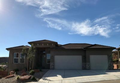 St George Single Family Home For Sale: 1047 N 2050 E
