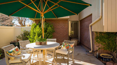 St George Condo/Townhouse For Sale: 3454 Chaparral Dr