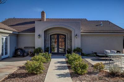 Washington Single Family Home For Sale: 1670 S Washington Fields Rd