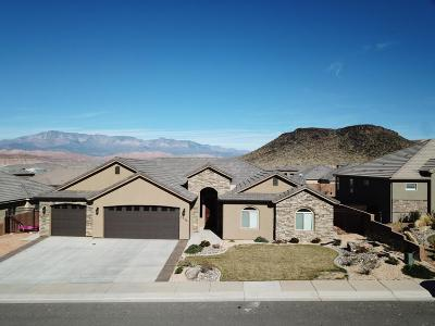 Dixie Springs Single Family Home For Sale: 3256 W 2650 S