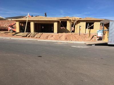Washington Single Family Home For Sale: 772 W Sunset Mesa Dr