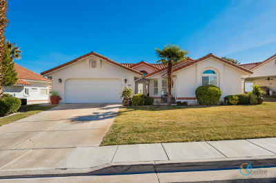St George Single Family Home For Sale: 145 S Crystal Lakes Dr #80