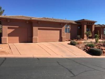 St George Single Family Home For Sale: 1680 Starling Cir