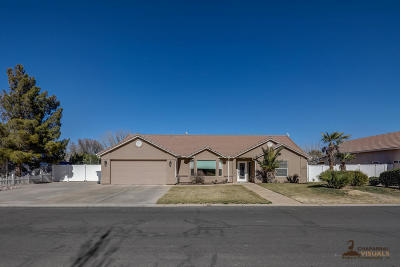 Single Family Home For Sale: 938 W Cimarron Dr