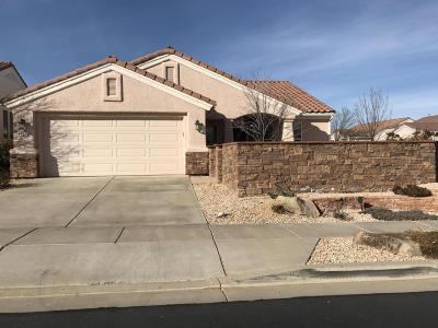 St George Single Family Home For Sale: 4402 Ironwood Dr