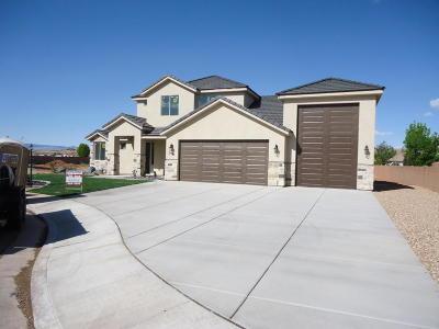 Washington Single Family Home For Sale: 2570 S Sunshine Cir