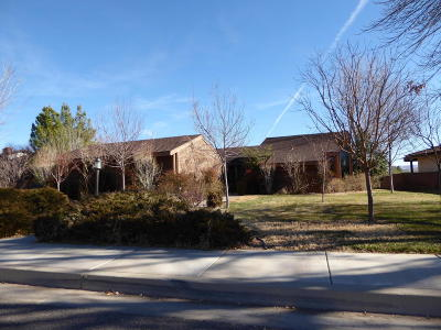 St George UT Single Family Home For Sale: $329,000