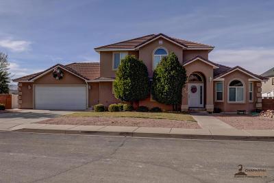 Washington Single Family Home For Sale: 930 Indian Cir