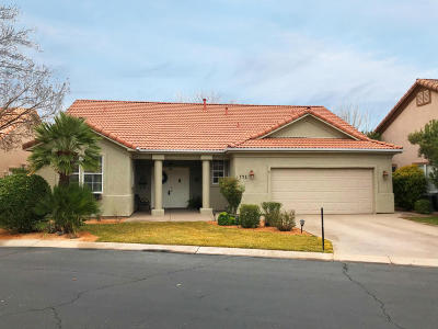Washington Single Family Home For Sale: 791 W Lobo Ln
