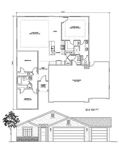 La Verkin Single Family Home For Sale: 260 N 220 W
