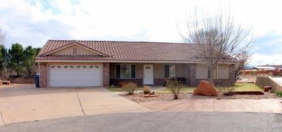 St George Single Family Home For Sale: 1054 Fir Cir