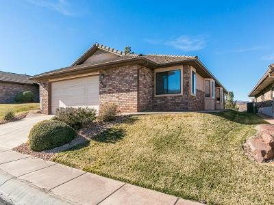 St George Single Family Home For Sale: 2148 S Legacy Dr