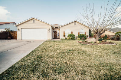 St George Single Family Home For Sale: 80 S 2000 E