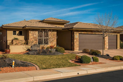 St George Single Family Home For Sale: 149 S Acantilado Dr