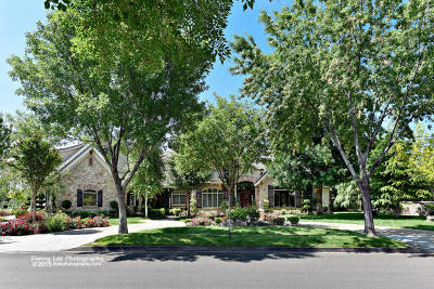 Santa Clara Single Family Home For Sale: 2805 Cottonwood