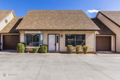 St George Condo/Townhouse For Sale: 361 E 400 #3