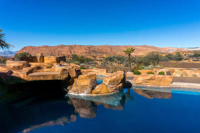 St George Single Family Home For Sale: 4683 Petroglyph Dr