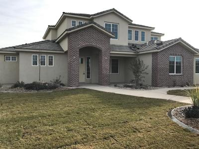 St George Single Family Home For Sale: 3321 S 2240 E