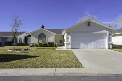 St George UT Single Family Home For Sale: $204,900