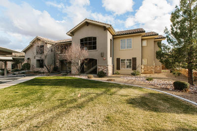 St George UT Condo/Townhouse For Sale: $285,000
