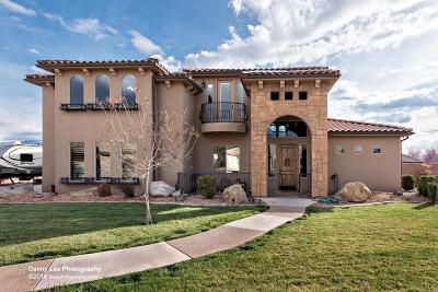 Santa Clara Single Family Home For Sale: 3736 Sagebrush