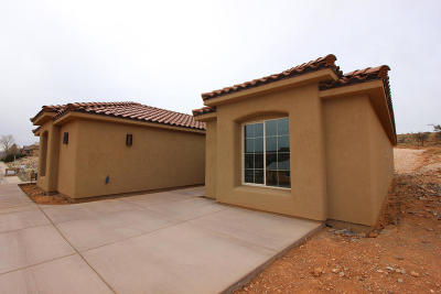 Toquerville Single Family Home For Sale: Null