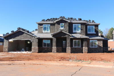St George Single Family Home For Sale: 14 S 2370 E