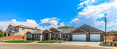 St George Single Family Home For Sale: 3032 E 2805 Cir S #LOT 12