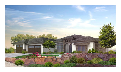 Washington Single Family Home For Sale: Silver Shadows Dr #Lot 114