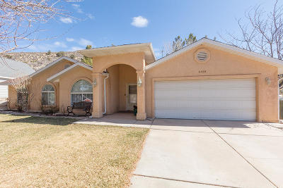 St George UT Single Family Home For Sale: $319,900